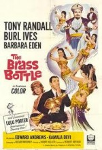 The Brass Bottle (1964) afişi