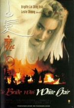 The Bride with White Hair (1993) afişi