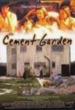 The Cement Garden (1993) afişi