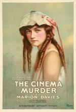 The Cinema Murder (1919) afişi