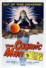The Cosmic Man (1959) afişi