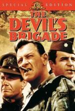 The Devil's Brigade (1968) afişi