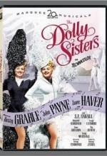 The Dolly Sisters (1945) afişi