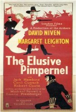 The Elusive Pimpernel (1950) afişi