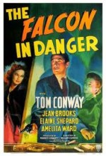 The Falcon In Danger (1943) afişi