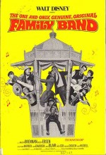 The Family Band (1968) afişi