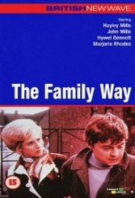 The Family Way (1966) afişi