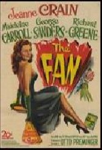 The Fan (1949) afişi