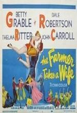 The Farmer Takes A Wife (1935) afişi