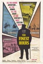 The Finest Hours (1964) afişi