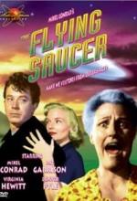 The Flying Saucer (1950) afişi