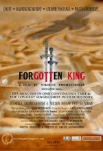 The Forgotten King (2011) afişi