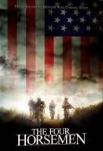 The Four Horsemen (2008) afişi
