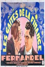 The Gaiety Of Finance (1935) afişi