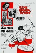The Gene Krupa Story (1959) afişi
