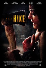 The Hike (2011) afişi