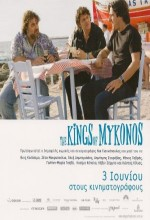 The Kings Of Mykonos (2010) afişi