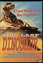 The Last Dinosaur (1977) afişi