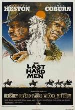 The Last Hard Men (1976) afişi