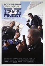 The Last Of The Finest (1990) afişi