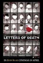 The Letters Of Death (2006) afişi