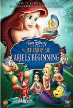 The Little Mermaid: Ariel's Beginning (2008) afişi