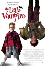 The Little Vampire (2000) afişi