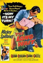 The Long Wait (1954) afişi