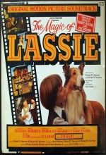 The Magic Of Lassie (1978) afişi