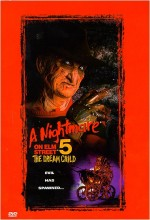 The Making of 'Nightmare on Elm Street IV' (1989) afişi
