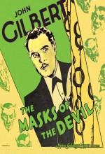 The Masks Of The Devil (1928) afişi