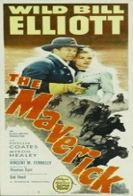 The Maverick (1952) afişi