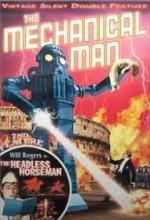 The Mechanical Man (1921) afişi