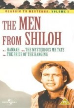 The Men From Shiloh (1962) afişi