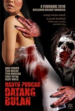 The Menstruating Ghost Of Puncak (2010) afişi