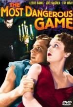 The Most Dangerous Game (1932) afişi