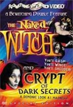 The Naked Witch (1961) afişi