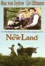 The New Land (1972) afişi