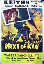 The Next Of Kin (1942) afişi
