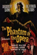 The Phantom Of The Opera (II) (1962) afişi