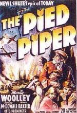 The Pied Piper (1942) afişi