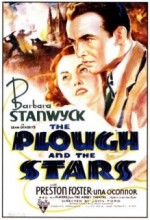 The Plough And The Stars (1936) afişi