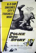The Police Dog Story (1961) afişi