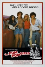 The Pom Pom Girls (1976) afişi