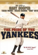 The Pride Of The Yankees (1942) afişi