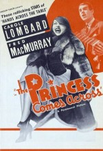 The Princess Comes Across (1936) afişi