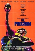 The Program (1993) afişi