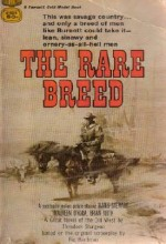 The Rare Breed (1966) afişi