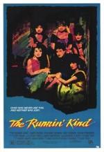 The Runnin' Kind (1989) afişi