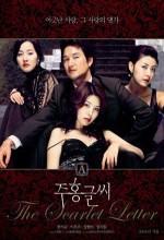 The Scarlet Letter (2004) afişi